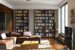 bytový interier, sloučení bytů - realizace návrhu architekta
