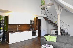 bytový interier, LOFT - realizace návrhu MASSIVE 94